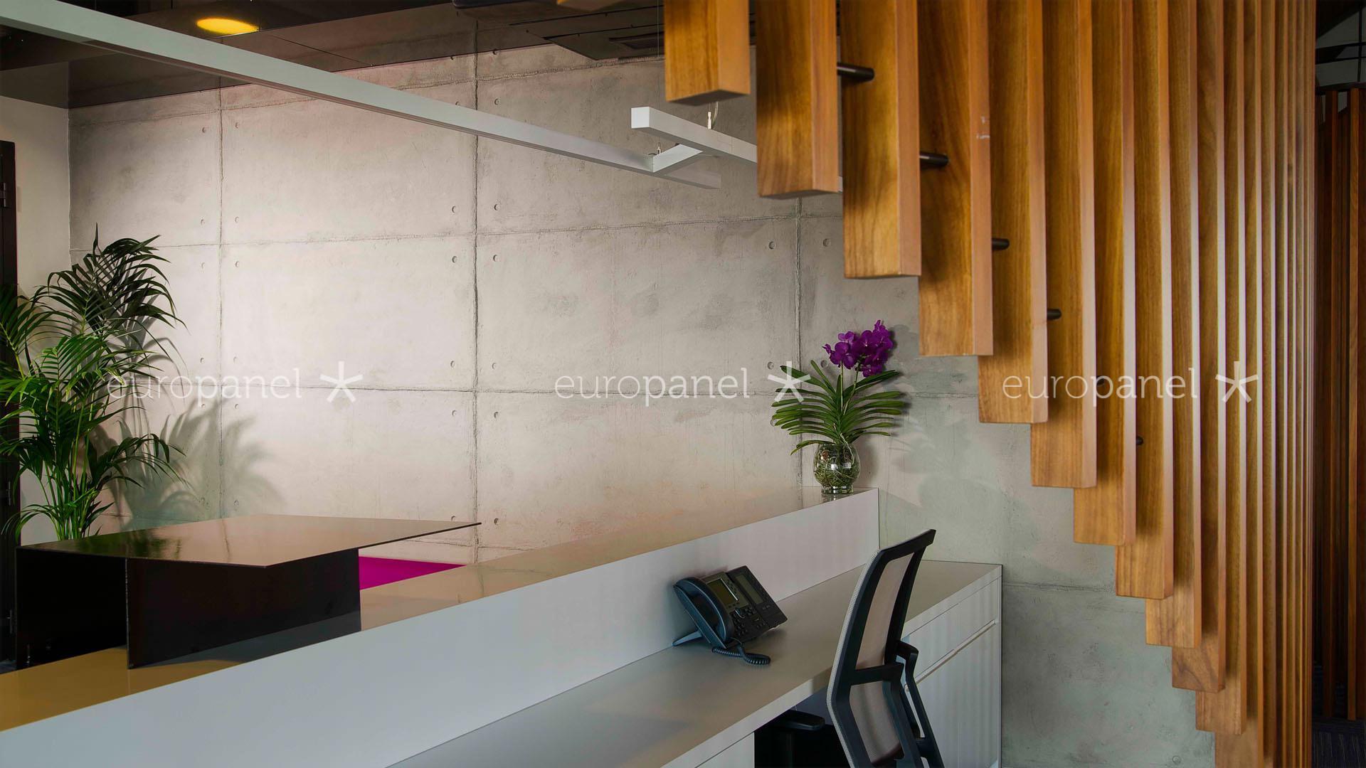 Concrete Plus Beton Duvar Panelleri