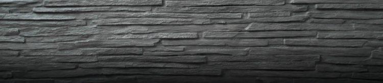 Black Cabrera Taş Duvar Paneli