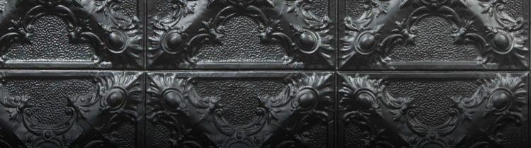 Black Magnolia Duvar Paneli