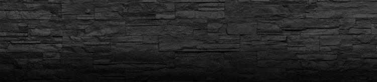 Black Urban Slate Sandy Duvar Paneli