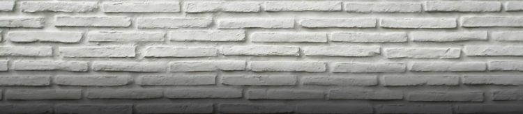 Chic Gray Old Brick Duvar Paneli