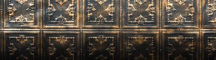 Bronze Black Giglio Duvar Paneli