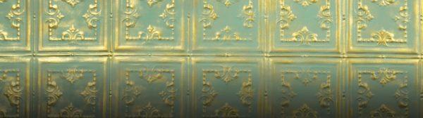 Yeşil Karo duvar panelleri