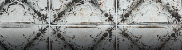Marron Offwhite Magnolia Duvar Paneli