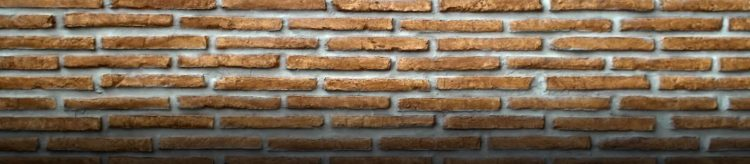 Marron Old Brick Duvar Paneli