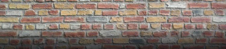 Multicolor Loft Brick Duvar Paneli