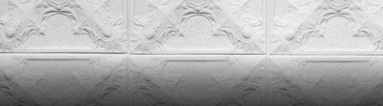Offwhite Magnolia Duvar Paneli