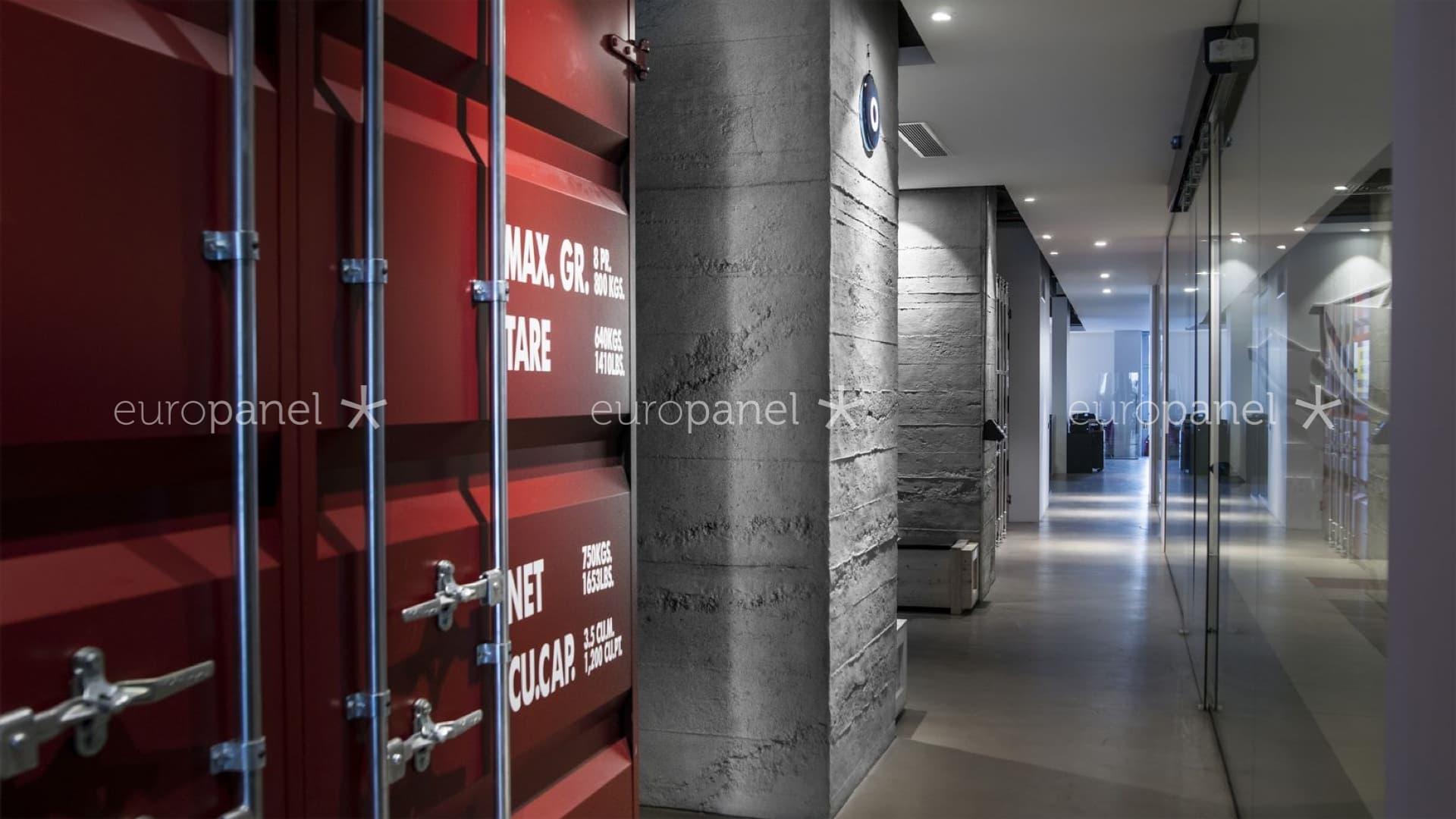beton duvar panel örnekleri